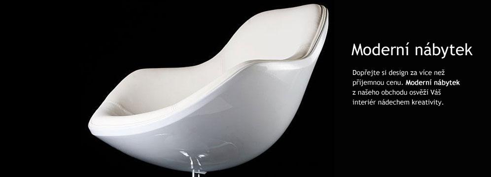 moderní nábytek - židle