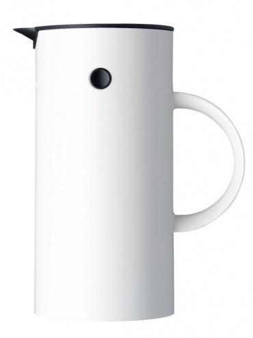 Tlakový kávovar Classic pro 8 šálků, bílý