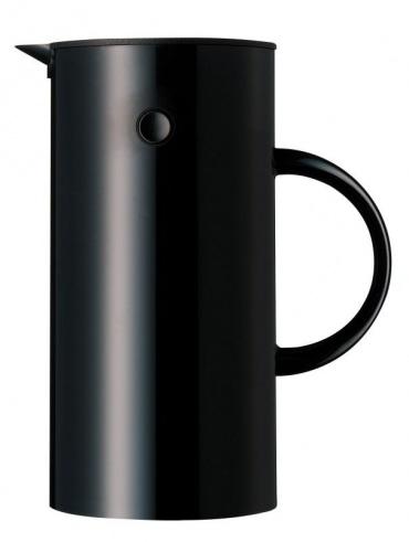Tlakový kávovar Classic pro 8 šálků, černý
