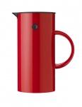 Tlakový kávovar Classic pro 8 šálků, červený
