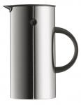 Tlakový kávovar Classic pro 8 šálků, nerez