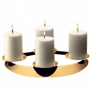 Vánoční svícen Four