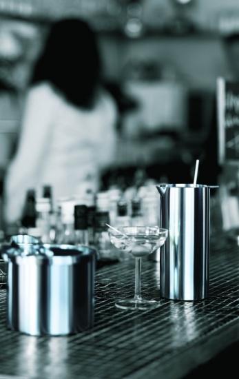 Martini mixer se lžící Cylinda Line, 1 l