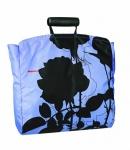 Nákupní taška Shopper, fialová / růže