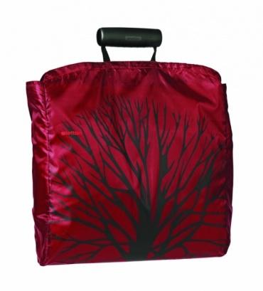 Nákupní taška Shopper, Maasai červená / strom