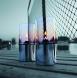 olejová lampa Classic čiré sklo