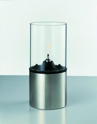 Olejová lampa Classic, čiré sklo Stelton