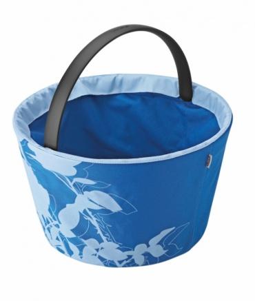 Shopnic nákupní / piknikový košík, modrá