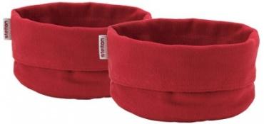 Taška Classic mini, červená, 2 ks