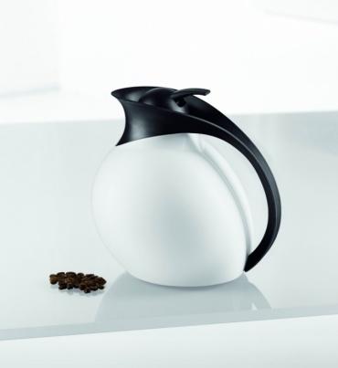 Termostatická konvice Bean, jemná bílá, 1l
