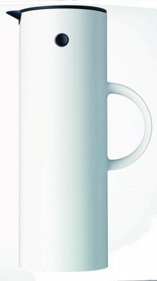 Termostatická konvice Classic, bílá, 1l