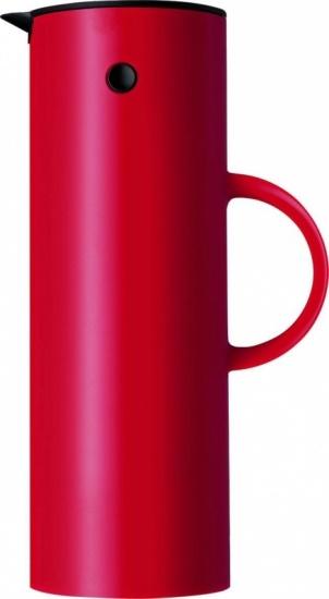 Termostatická konvice Classic, červená, 1l