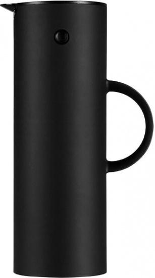 Termostatická konvice Classic, jemná černá, 1l