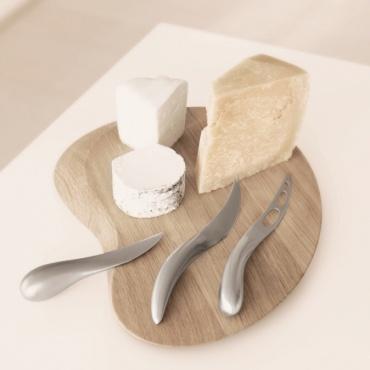 Sada sýrových nožů Forma, 3 ks