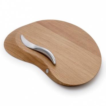 Sýrové prkénko Forma s univerzálním nožem