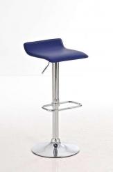 Barové židle Marlon - SET 2 ks, modrá