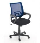 Kancelářské křeslo Parwaty, modré