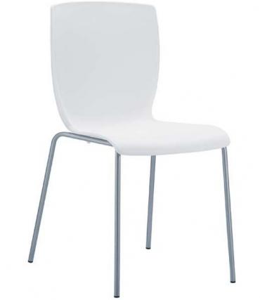Jídelní / konferenční židle Mirabel  bílá
