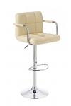 Barová židle Evita V2, krémová