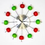 Nástěnné hodiny Ammy, 37 cm