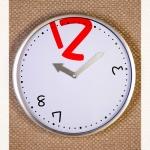 Nástěnné hodiny Briston, 30 cm
