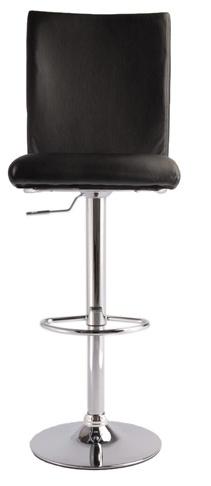Barová židle Sydney, černá