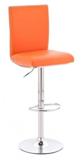 Barová židle Sydney, oranžová