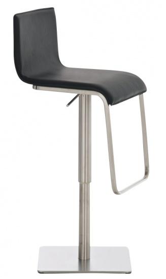 Barová židle Axel, černá