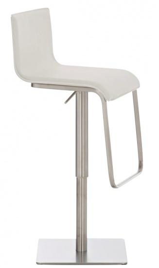 Barová židle Axel, bílá