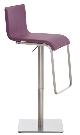 Barová židle Axel, fialová