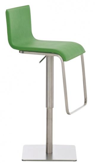 Barová židle Axel, zelená