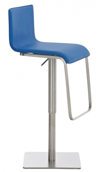 Barová židle Axel, modrá