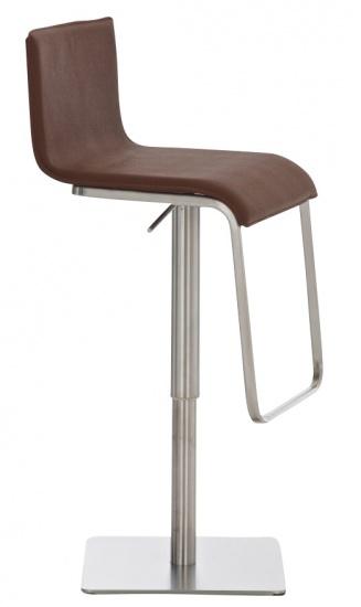 Barová židle Axel, světle hnědá