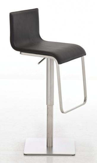 Barová židle Axel, hnědá