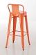 Barová židle Factory, výška 77 cm, oranžová_2.jpg