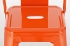 Barová židle Factory, výška 77 cm, oranžová_3.jpg
