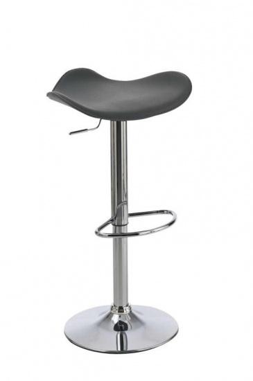 Barová židle Elvis, šedá