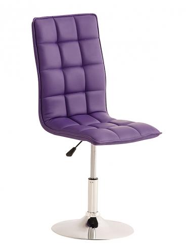 Jídelní / pracovní otočná židle Gauja, fialová