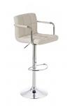 Barová židle Evita V2, bílá