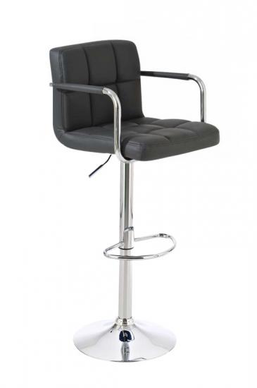 Barová židle Evita V2, šedá