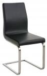 Jídelní židle Belveder, černá