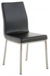 Jídelní židle Coleman, černá