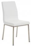 Jídelní židle Coleman, bílá