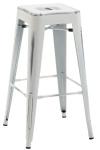 Barová židle Factory V2, antik bílá