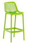 Barová židle Air, zelená