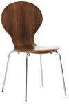 Jídelní / konferenční židle Mauntin, ořech
