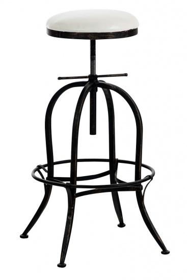 Barová židle Radong, bronzová