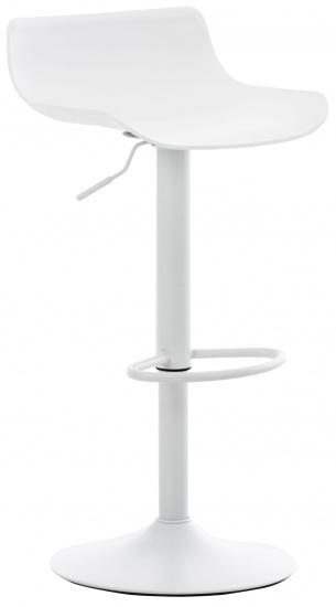 Barová židle Aveiro, bílá