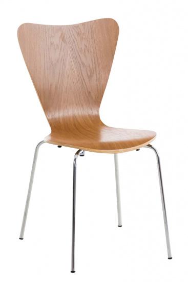 Jídelní / konferenční židle Mendy, dub