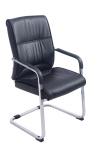 XL Jídelní / konferenční židle Diego, černá